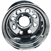 16X12 Wheels 8 Lug http://www.bart-wheel.com/supertrucker.htm